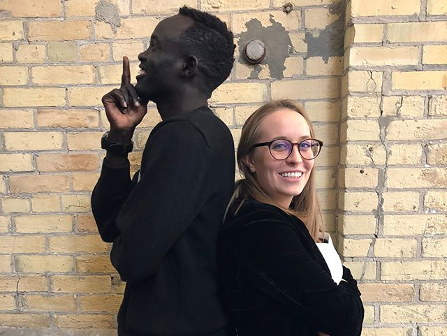 Here's another way to get involved with the CPA-find employment opportunities with the social enterprises in our Incubator🎉 This term, Grebel student Mariak is having an awesome time working with Incubator member @marlenabooksinc