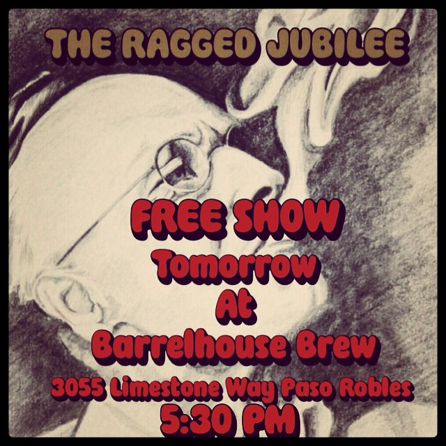 FREE secret show tomorrow.