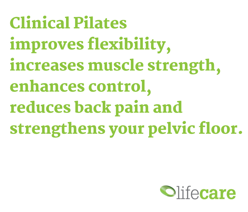 We believe Clinical Pilates is a must for pregnancy.