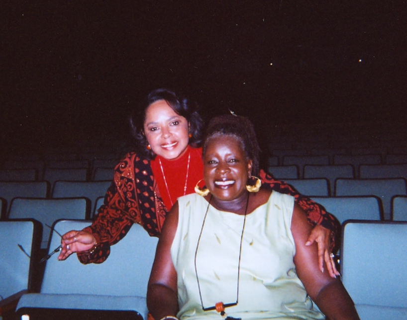 Lynda Gravatt and Ebony JoAnn at Sundance.jpg