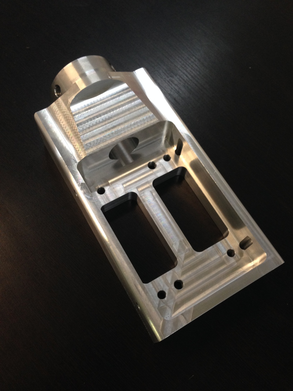 cnc machined part finish