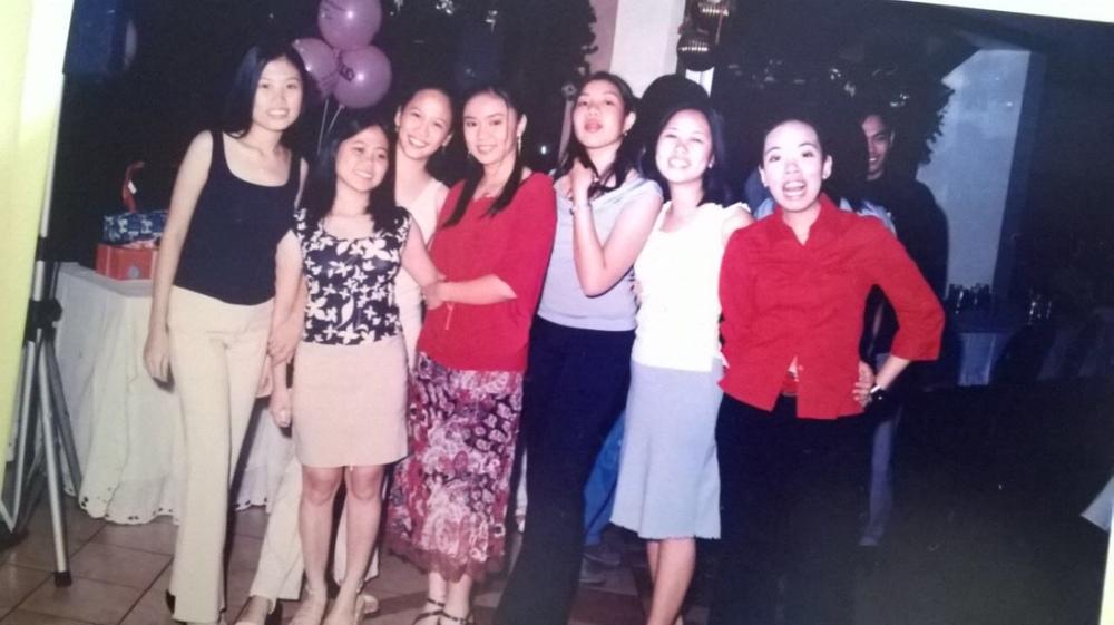 Sometime in 2003