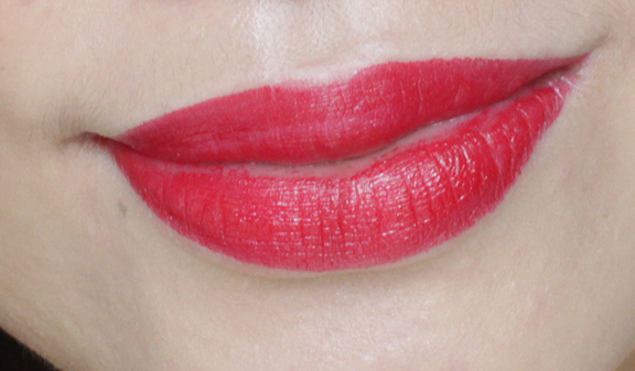 L'oreal Pure Rouge has a slight blue undertone