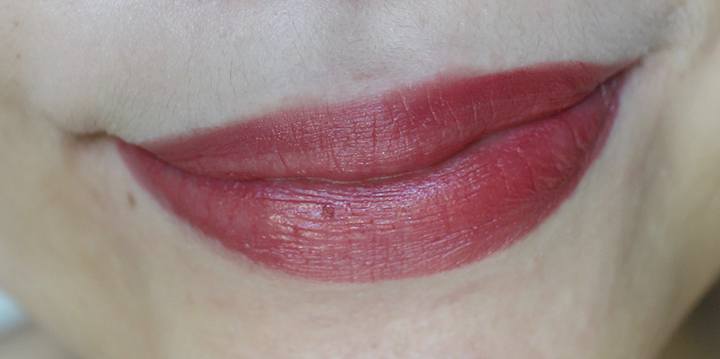 Ofra Liquid Lipstick in Karma