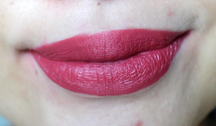 Ofra Liquid Lipstick in Santa Ana