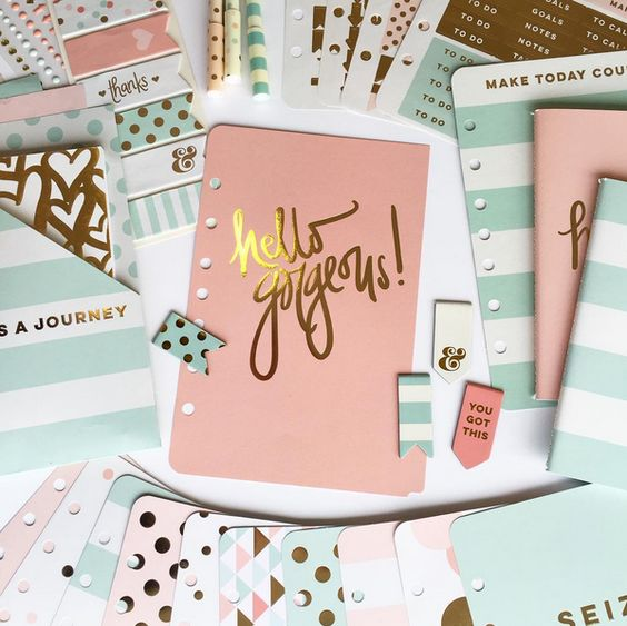 chronicles of gifts focus belle de jour and navi planners