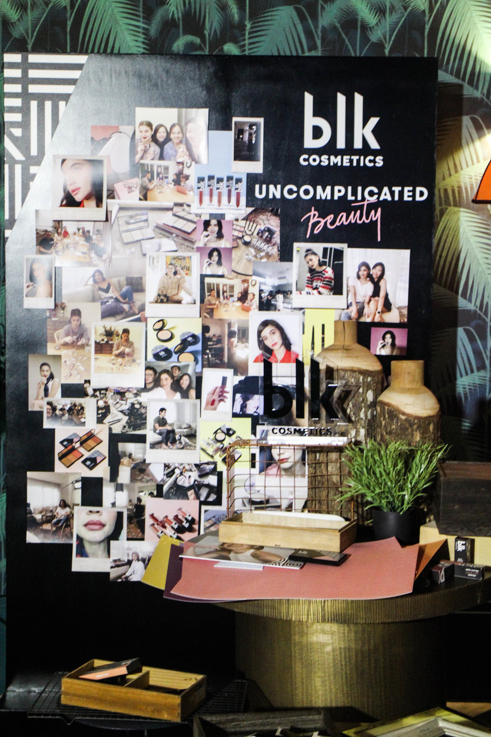 BLK Cosmetics by Anne Curtis