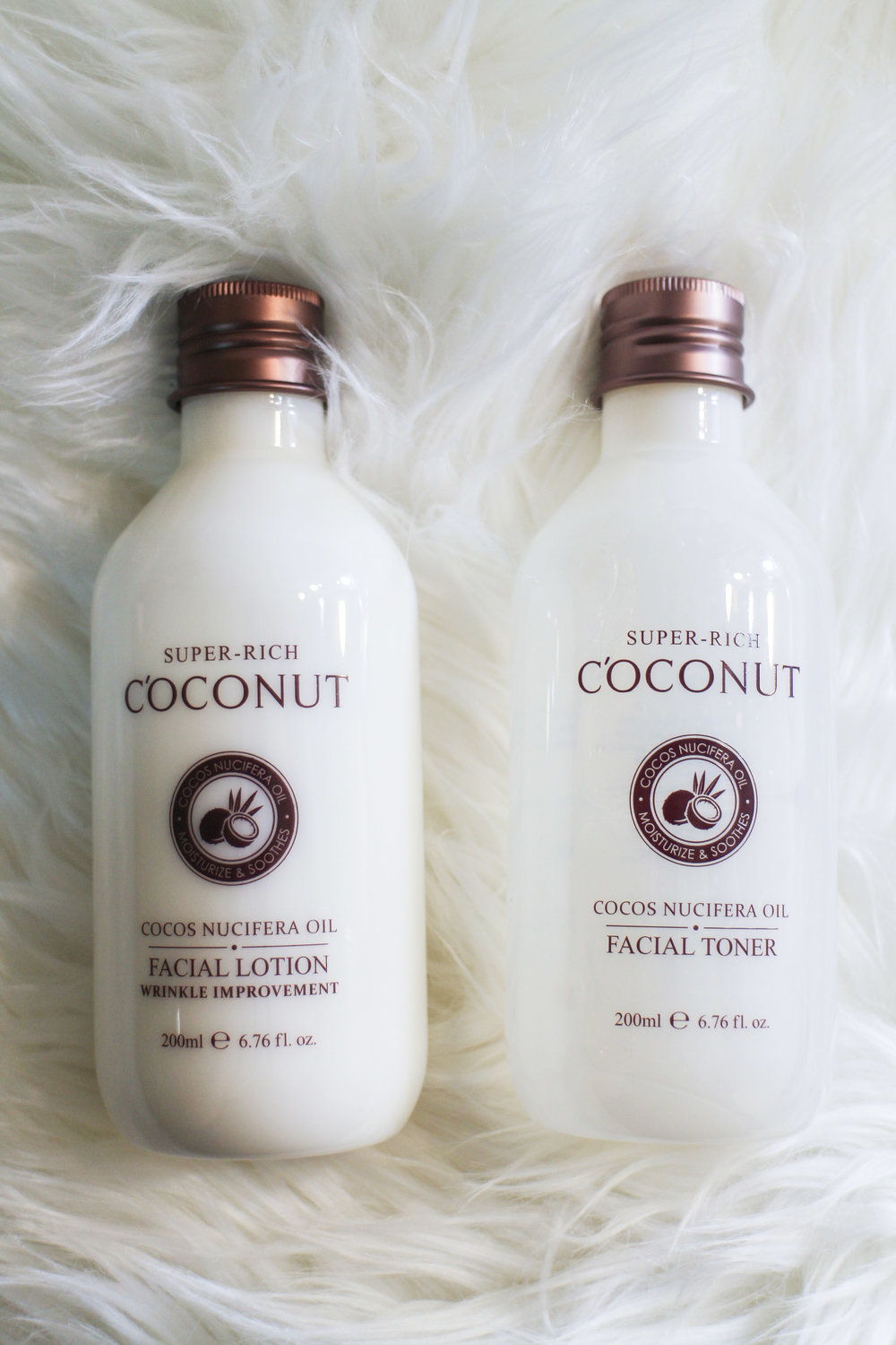 Esfolio Coconut Facial Lotion