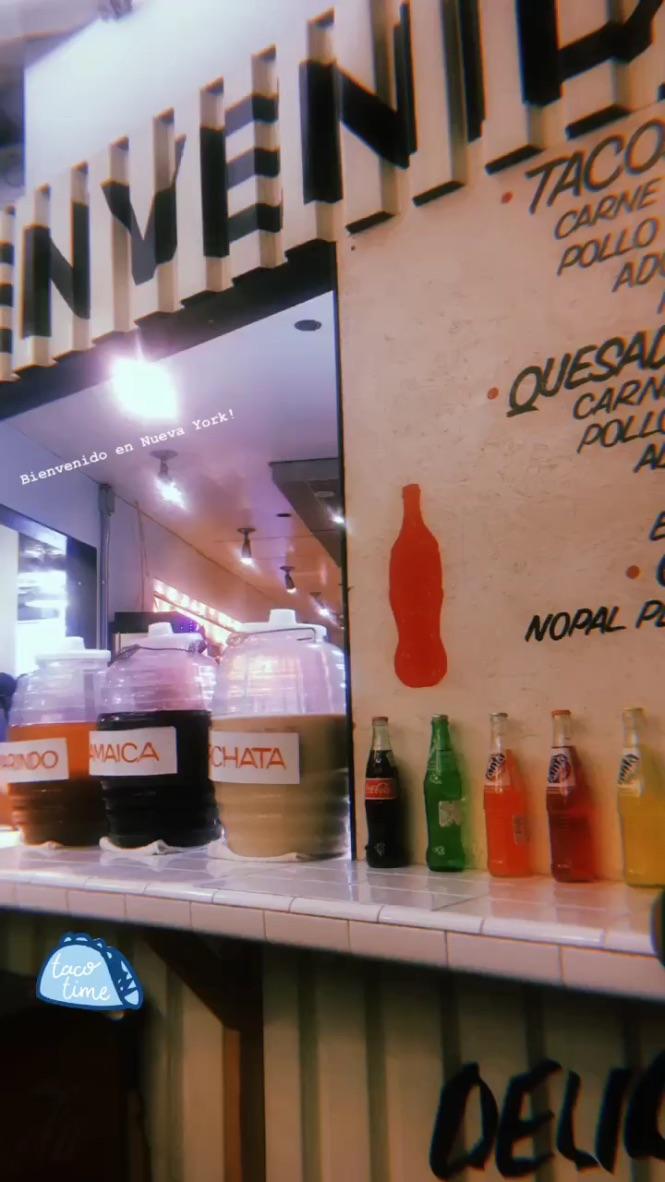Los Tacos No. 1 Chelsea Market