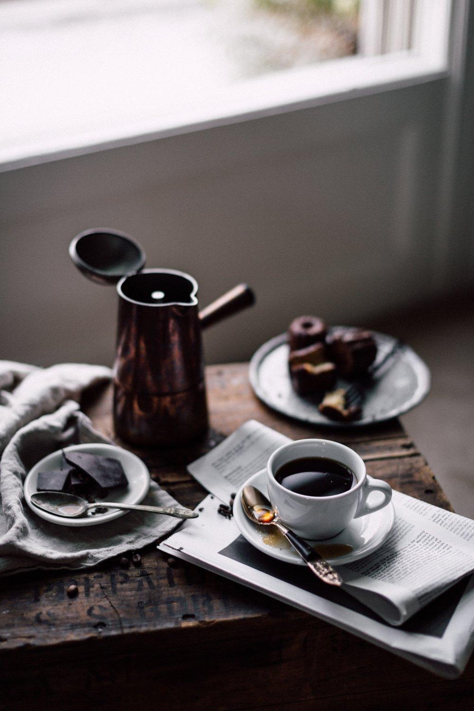 Slow Mornings by Christiann Koepke | Unsplash