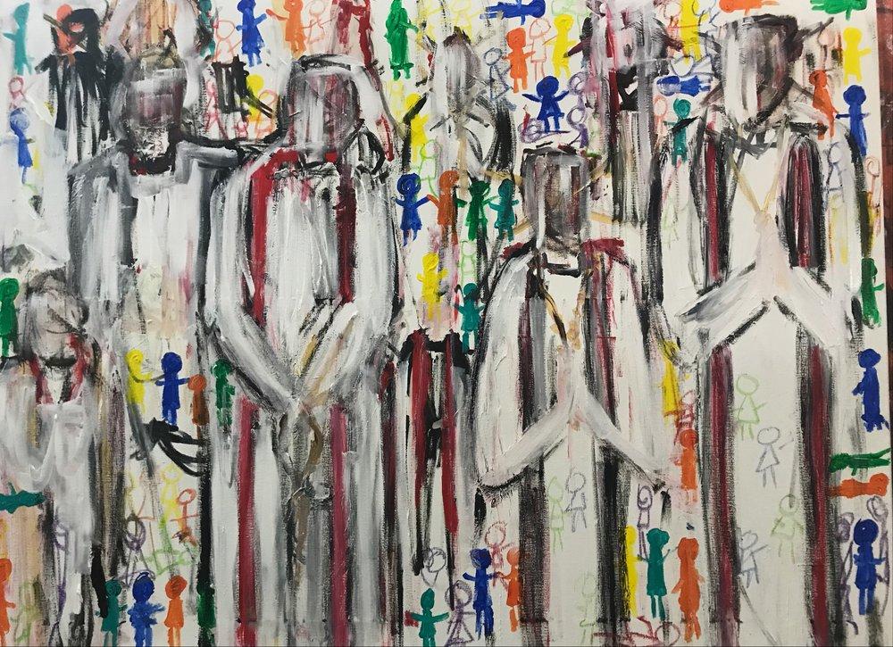 Guilty, 40x30, acrylic on canvas, 2018 .JPG