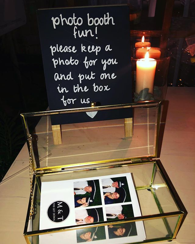 Photo booth fun tonight for Michael & Tiikka 's Wedding @cuttysarkbarrestaurant ❤️