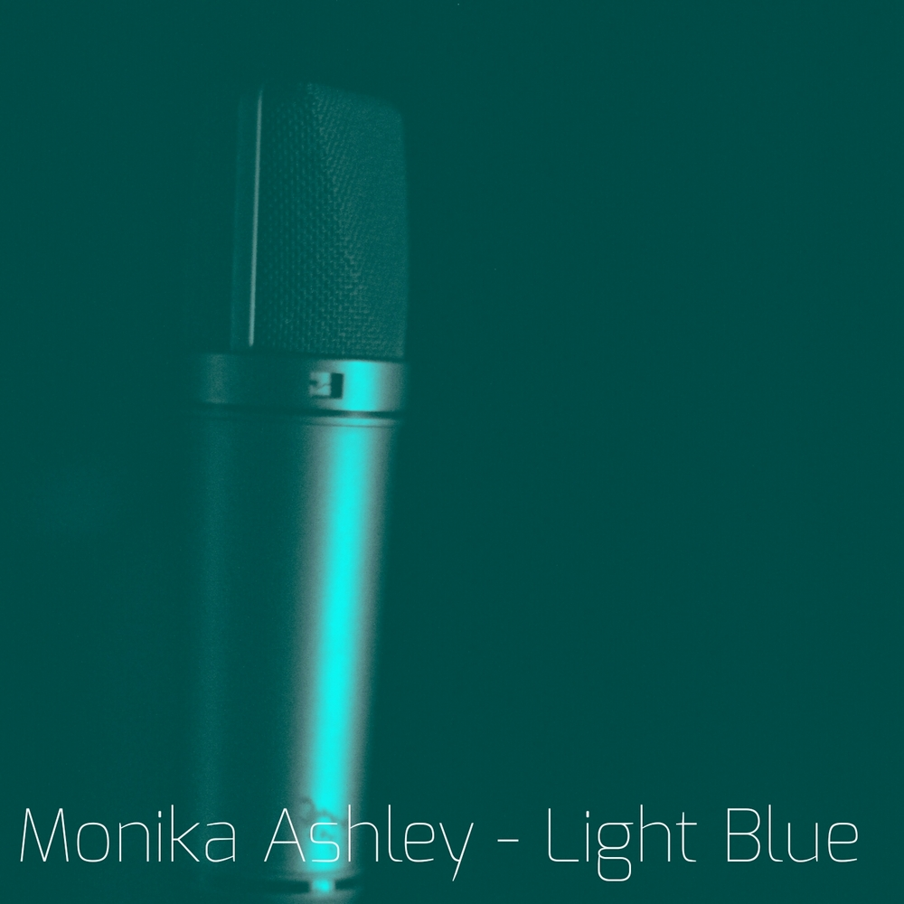 Monika Ashley Light Blue