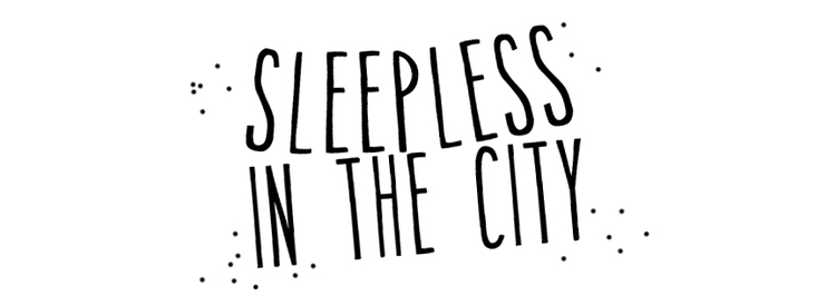 Sleepless In The City