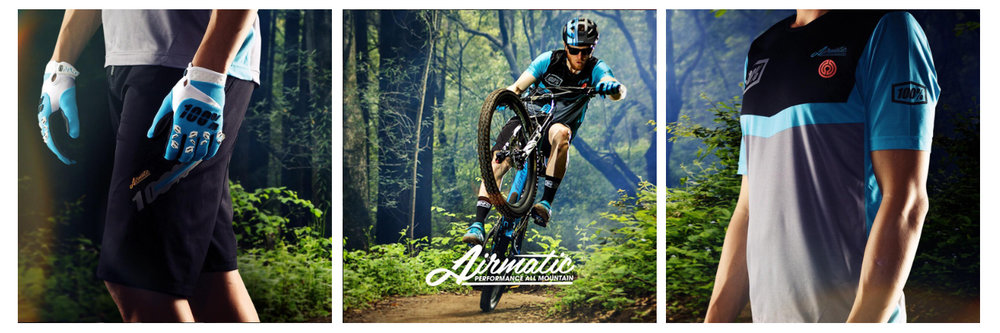 100% PRODUCT ANNOUNCMENT INSTAGRAM POST FOR AIRMATIC MTB KIT.       RIDER: JOSH CARLSON       LOCATION: SANTA CRUZ, CA