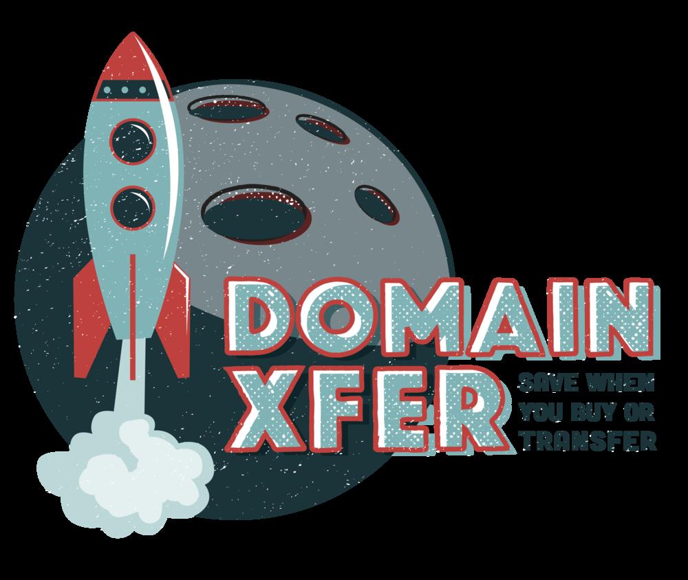 Domain Xfer Logo