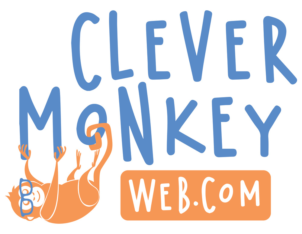 Clever Monkey Web Logo