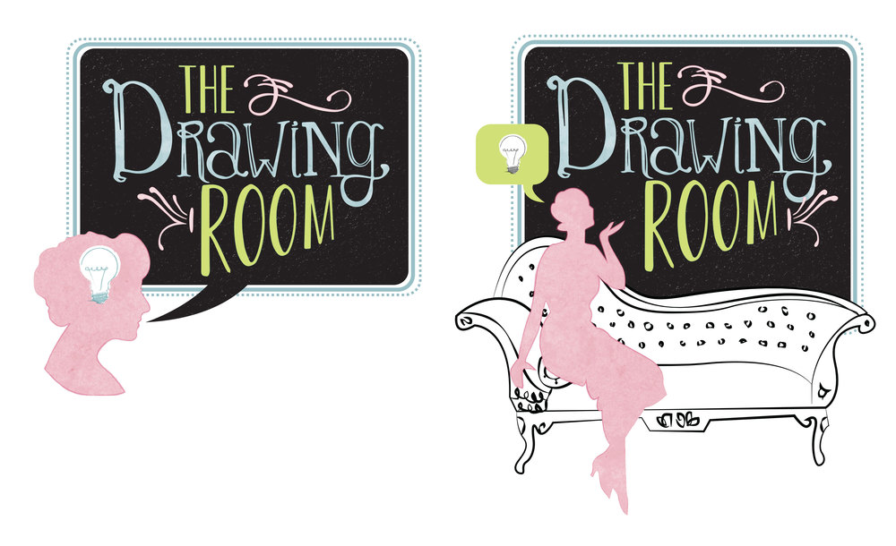 The Drawing Room Logos