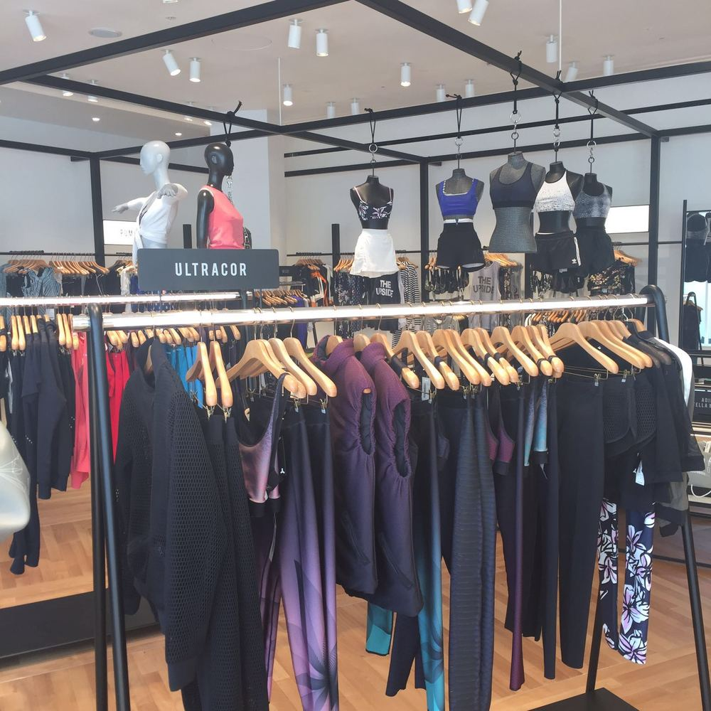 The new Selfridges active wear collection Body Studio is gorgeous! Could this be the answer?