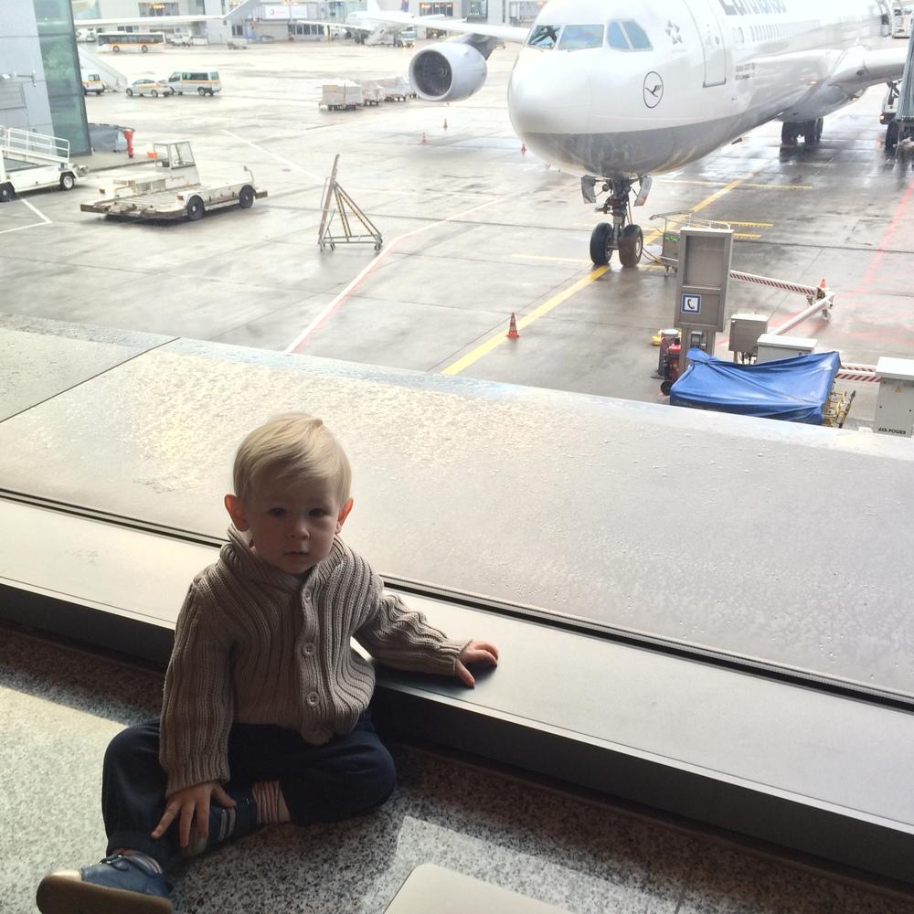 Lotnisko Frankfurt - jeszcze nie wiemy, co nas czeka