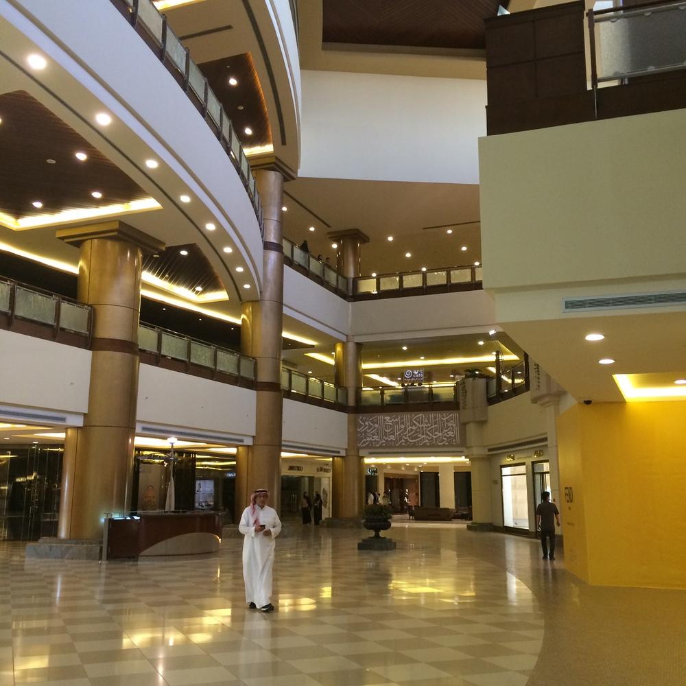Ekskluzywne centrum handlowe - Centria Mall