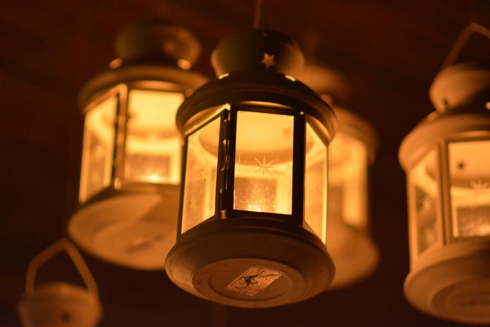 Myślę, że ta fotka najlepiej oddaje klimat spędzonego w Al-Bustanie wieczoru. Made by M. :-)