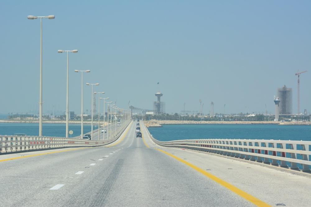 King Fahd Causeway (Grobla Króla Fahda)