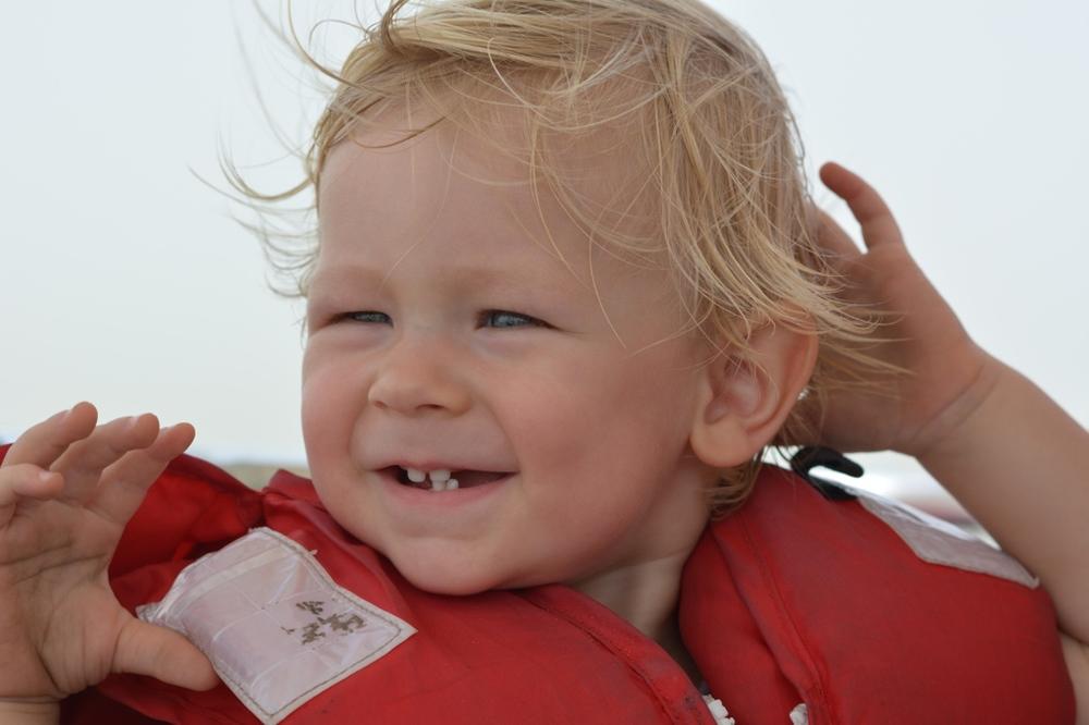 Wiatr we włosach! ;)