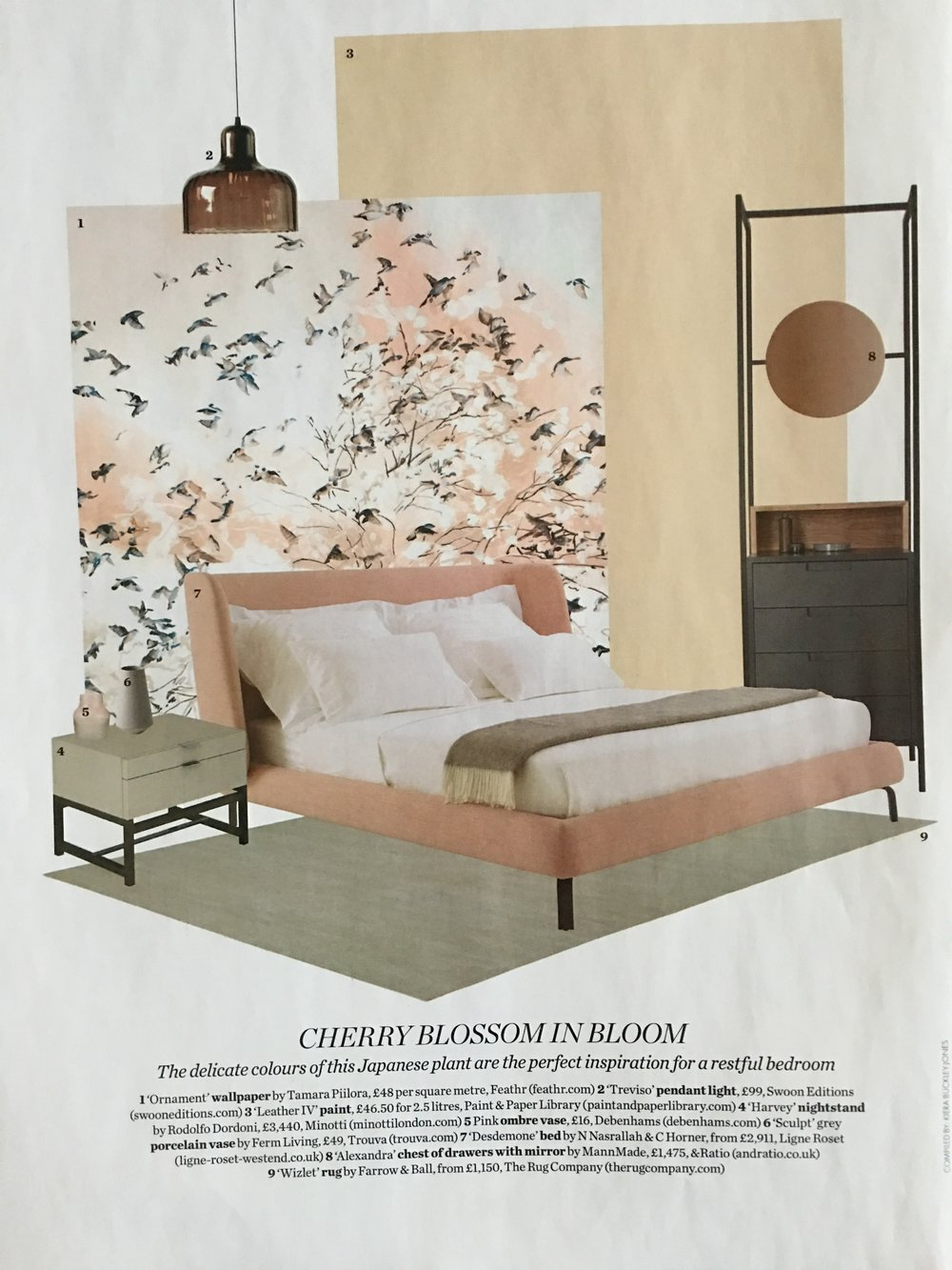 Elle Decoration March 2108