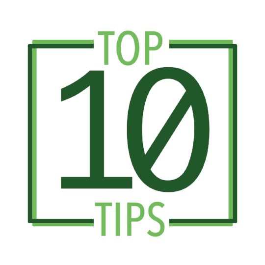 Top 10 tips for veterans