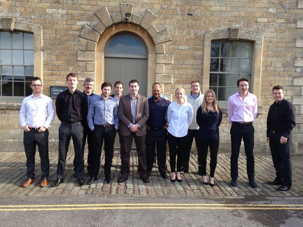 OUR 12 SUCCESSFUL I2 ANALYST STUDENTS FROM OUR MARCH COURSE