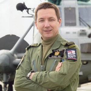 Mark Gill - Mark Gill is a former Lieutenant Commander in the Royal Navy. Mark left in 2015 after 25 years' service. He is currently living in the US and said there was little positives he could take away from his military transition after struggling to find his way in the job market.