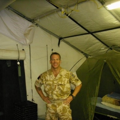 Jonathan Bebbington - Jonathan is a former Captain in the Royal Logistics Corps. He had an exemplary military career and left the Army in 2012 after 28 years. Although highly experienced, with a huge amount of transferable skills, Jonathan has struggled to find employment.