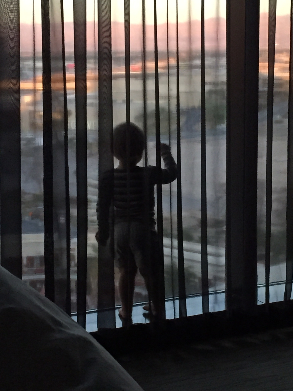 Henry at 5:30 am, greeting Sin City
