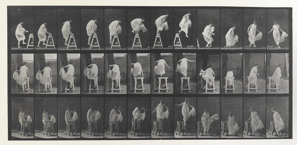 Eadweard Muybridge.