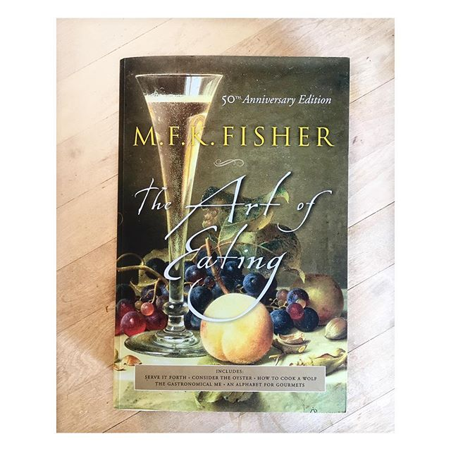 Celebrating our birthday month @olympiamonthly by looking back at our Grey issue & remembering when we devoured the #ArtofEating by MFK Fisher 💫 get our recommendations for our most favorite Mary Frances writing via the link in bio  #mfkfisher #howtocookawolf #considertheoyster #thegastronomicalme #serveitforth #analphabetforgourmets #cookbook #bookclub #foodandwine #goodreads #homecooking #readinglist