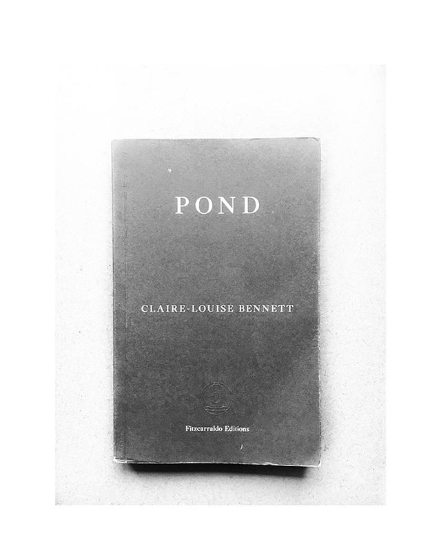 @bgalletly says that Claire-Louise Bennett's #Pond is both luscious AND magical and basically I can't wait to get my hands on a copy. More about it from BG on @olympiamonthly 🌿⚡️