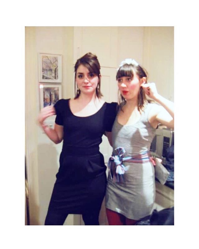 #tbt to us in ancient times in the very best #kitchen we know 👯
