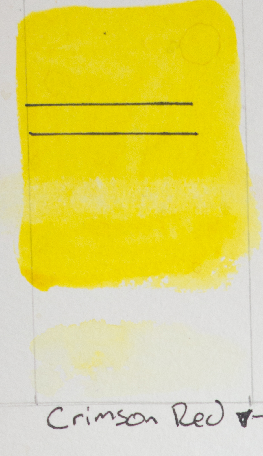 Daler Rowney Simply - Lemon Yellow