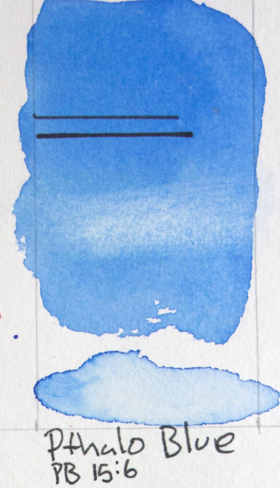 Lukas 1862 - Pthalo Blue PB15:6