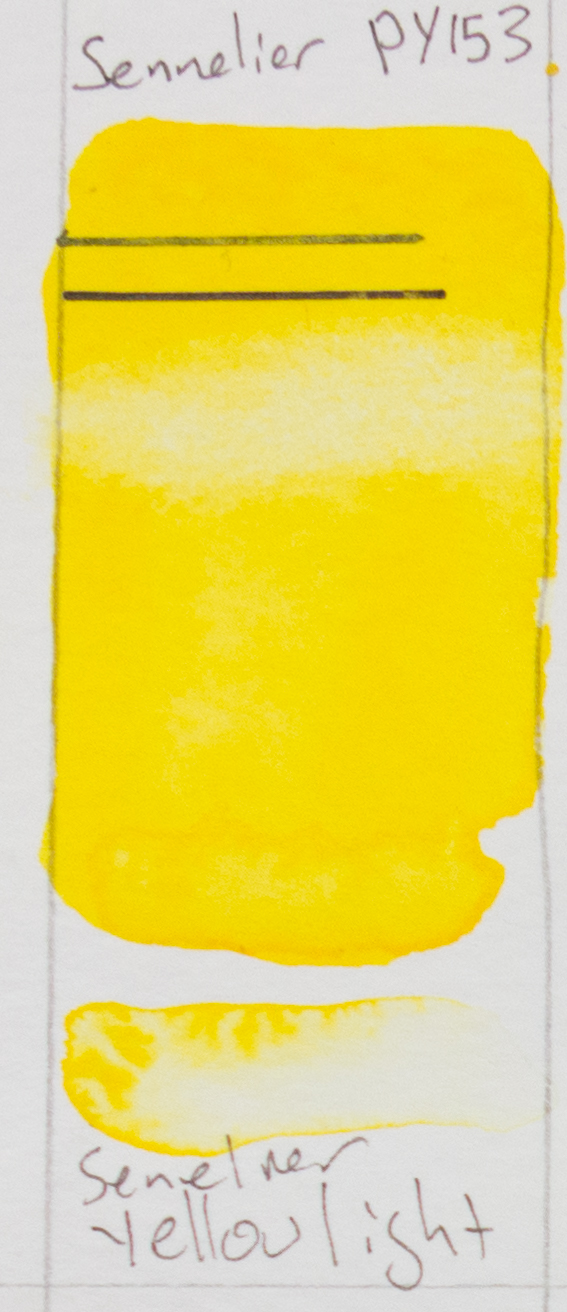 Sennelier Yellow light- Sennelier - PY153
