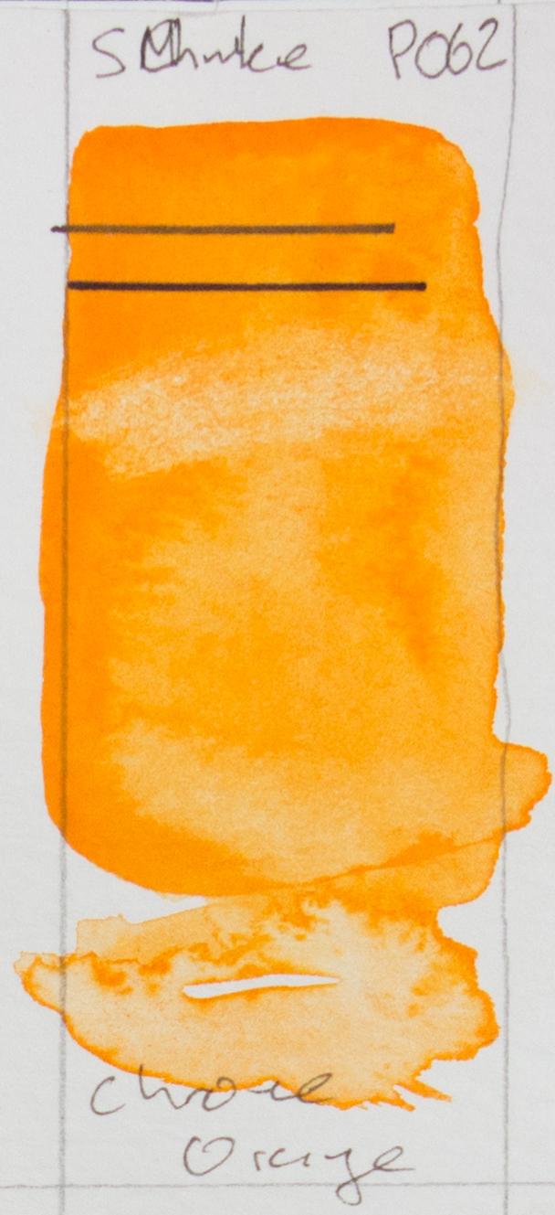 Chrome Orange - Schmincke - PO62