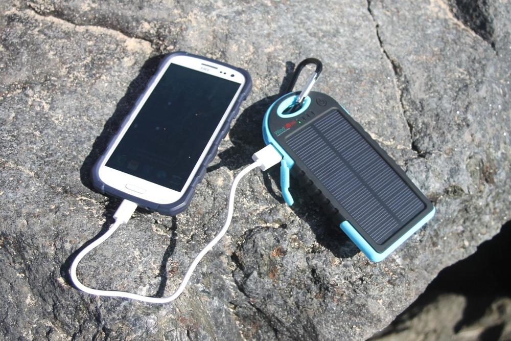Solar Charger - Windsoleil
