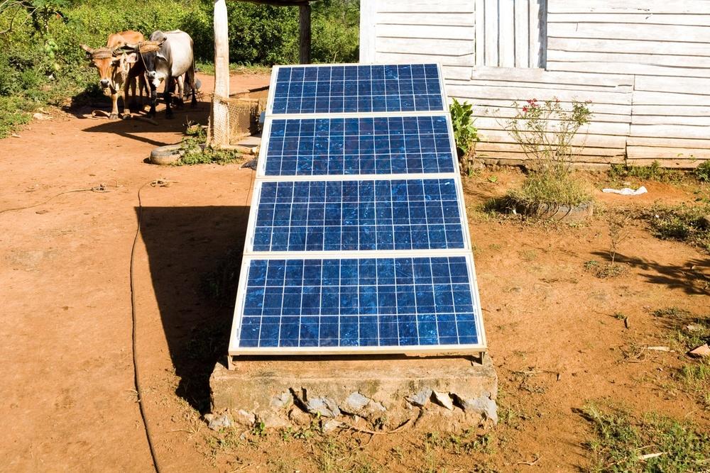 Solar Panels Installation - WindSoleil