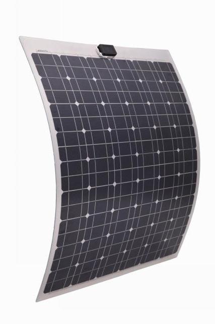 Ecosun 100 Watt Flexible Monocrystalline 18v Photovoltaic