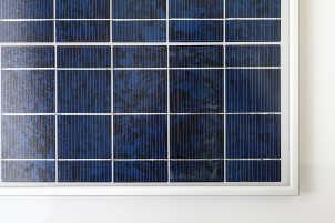 Polycrystalline Solar Panel from WindSoleil