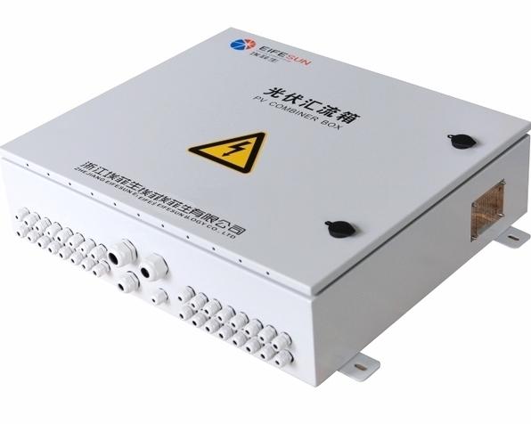 PV Combiner H6T-48V Box