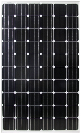 260-Watt Renesola JC260M-24/Bbh Virtus II Mono Solar Panel