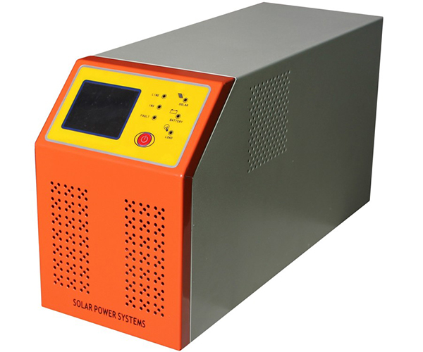 Hybrid Solar Inverter SC8kw/96v with MPPT Built-In Controller
