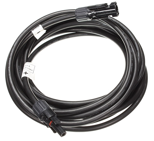 Mc4 Solar Cable with Connectors